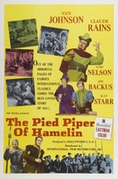 The Pied Piper of Hamelin movie poster (1957) picture MOV_446cb4ea