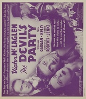 The Devil's Party movie poster (1938) picture MOV_447dbfdc