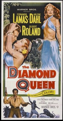 The Diamond Queen movie poster (1953) poster MOV_448424fc
