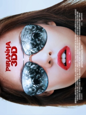 Piranha 3DD movie poster (2011) poster MOV_4489c933
