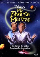 My Favorite Martian movie poster (1999) picture MOV_95528cf7