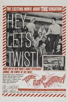 Hey, Let's Twist movie poster (1961) picture MOV_4491cd69