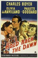 Hold Back the Dawn movie poster (1941) picture MOV_4491d8e2