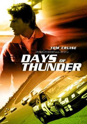 Days of Thunder movie poster (1990) poster MOV_4493a8c9