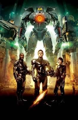 Pacific Rim movie poster (2013) poster MOV_449604e2