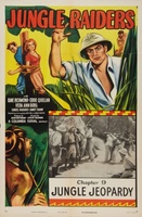 Jungle Raiders movie poster (1945) picture MOV_4497562b
