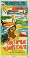 Triple Threat movie poster (1948) picture MOV_44995c1d