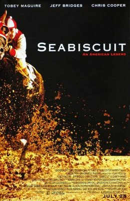 Seabiscuit movie poster (2003) poster MOV_449cea85
