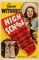 High School movie poster (1940) picture MOV_449cefd7