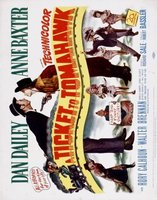 A Ticket to Tomahawk movie poster (1950) picture MOV_449ed58b