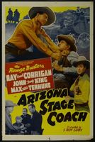 Arizona Stage Coach movie poster (1942) picture MOV_44a4e92f