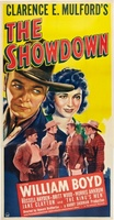 The Showdown movie poster (1940) picture MOV_44a5352d