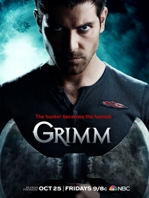 Grimm movie poster (2011) poster MOV_44a7cb18
