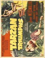 Tarzan Triumphs movie poster (1943) picture MOV_44a96713