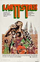 Wattstax movie poster (1973) picture MOV_44bb1771