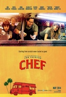 Chef movie poster (2014) picture MOV_44bbd286