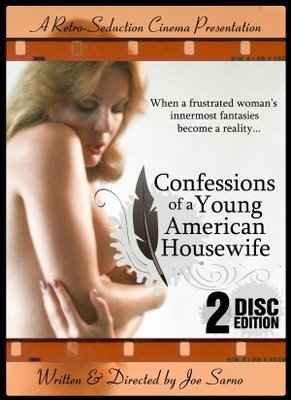 Confessions of a Young American Housewife movie poster (1974) poster MOV_44bf620a