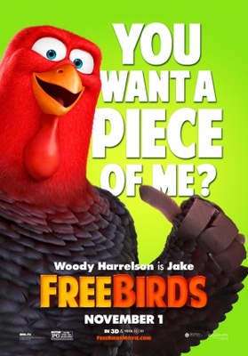 Free Birds movie poster (2013) poster MOV_44c989f0