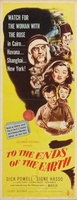 To the Ends of the Earth movie poster (1948) picture MOV_44ca9cdb