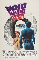 Who Killed Teddy Bear movie poster (1965) picture MOV_44cb91ff