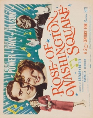 Rose of Washington Square movie poster (1939) poster MOV_44ccaa42