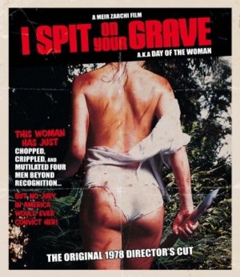 I Spit on Your Grave movie poster (1978) poster MOV_44cf7124