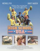 High School U.S.A. movie poster (1983) picture MOV_44d1be88