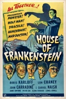 House of Frankenstein movie poster (1944) picture MOV_44d1e563