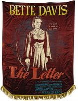 The Letter movie poster (1940) picture MOV_44d2252d