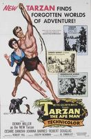 Tarzan, the Ape Man movie poster (1959) picture MOV_44d783c1