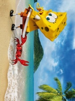 SpongeBob SquarePants 2 movie poster (2014) picture MOV_44d99a12