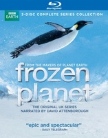 Frozen Planet movie poster (2011) picture MOV_44dcfa35