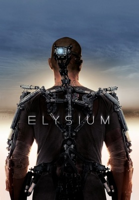 Elysium movie poster (2013) poster MOV_44def3aa