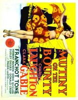 Mutiny on the Bounty movie poster (1935) picture MOV_44eca84e