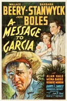 A Message to Garcia movie poster (1936) picture MOV_44eff281