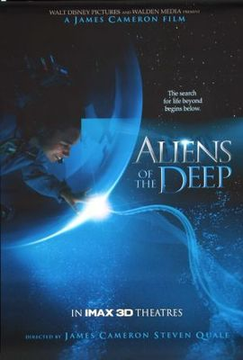Aliens of the Deep movie poster (2005) poster MOV_44f1107f