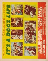 It's a Dog's Life movie poster (1955) picture MOV_44f1135c