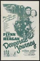 Desperate Journey movie poster (1942) picture MOV_c65358f0