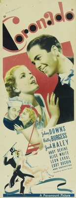 Coronado movie poster (1935) poster MOV_44f49710