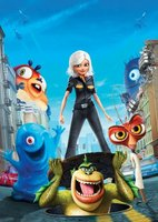 Monsters vs. Aliens movie poster (2009) picture MOV_44fc4563