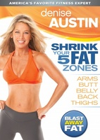Denise Austin: Shrink Your 5 Fat Zones movie poster (2012) picture MOV_44fd7f64