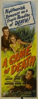 A Game of Death movie poster (1945) picture MOV_44ff0f93