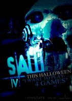 Saw IV movie poster (2007) picture MOV_450ab826