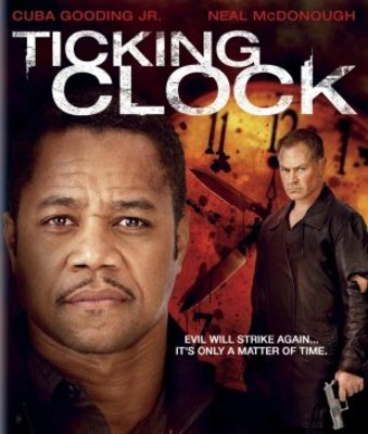 Ticking Clock movie poster (2011) poster MOV_450ae84a