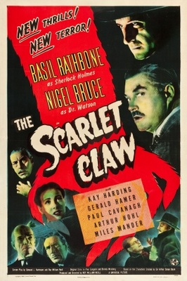 The Scarlet Claw movie poster (1944) poster MOV_450c0cdb