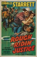 Rough Ridin' Justice movie poster (1945) picture MOV_4510a90a