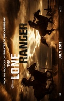 The Lone Ranger movie poster (2013) picture MOV_4520235a