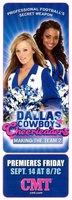 Dallas Cowboys Cheerleaders: Making the Team movie poster (2006) picture MOV_45237103