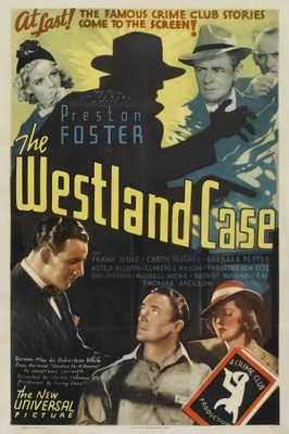 The Westland Case movie poster (1937) poster MOV_4526424a