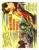 The Incredible Petrified World movie poster (1957) picture MOV_45270e10